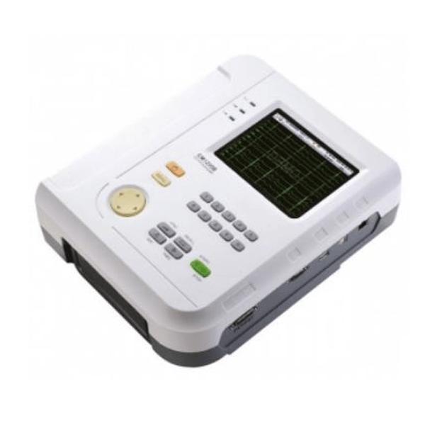 Electrocardiograf Comen CM 1200B, portabil