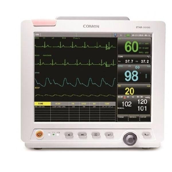 Monitor pacienti Comen Star 8000